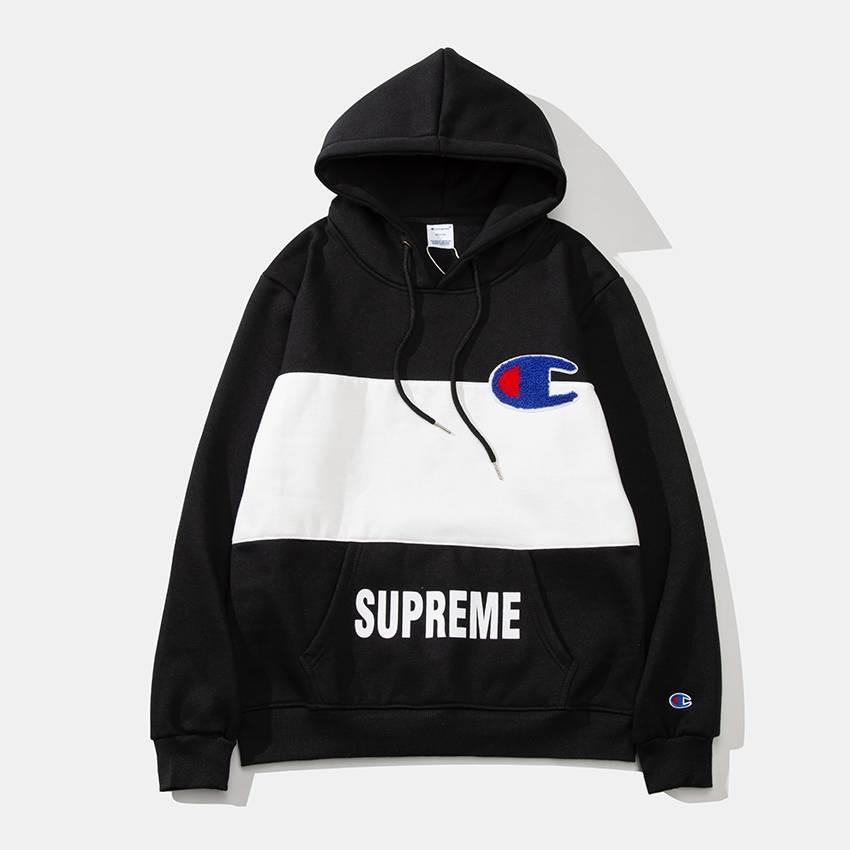 Champion x Supreme Hoody
